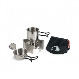 Набор посуды с горелкой Tatonka ALCOHOL Burner Set