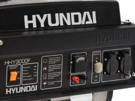 Генератор бензиновый HYUNDAI Hobby HHY 3000F