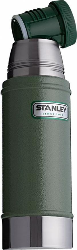 Термос Stanley Legendary Classic 0,47L Зеленый