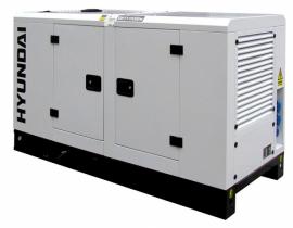Генератор дизельный HYUNDAI Diesel DHY11KSEm + ATS