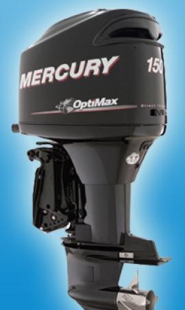Мотор до човна Меркурі150Optimax