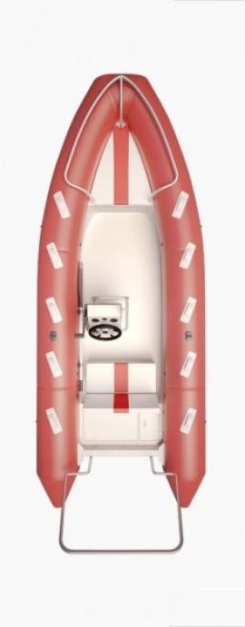 Лодка STORM RIB AMIGO 510V