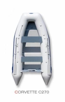 Лодка Grand Marine CORVETTE C270A