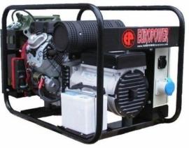 Генератор бензиновый EUROPOWER EP12000E