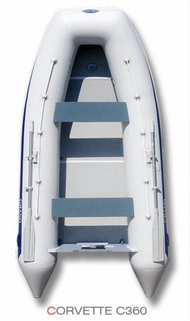 Човен Grand Marine CORVETTE C360