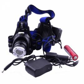 Налобный фонарь Police 6699 T6