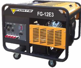 Генератор бензиновий FORTE FG12E3