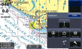 Автопилот Lowrance Outboard Pilot Hydraulic Pack