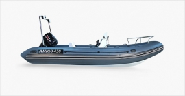 Лодка STORM RIB AMIGO 450V