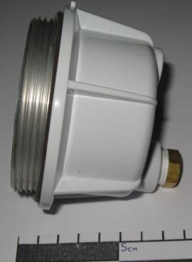 Відстійник для фільтра - метал, вир-во Тайвань.