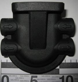 Голова фильтра сепаратора