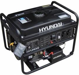 Генератор бензиновый HYUNDAI Hobby HHY 5000FE