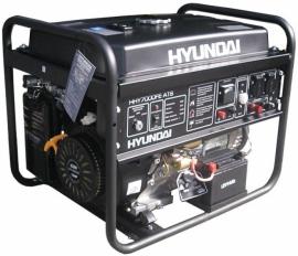 Генератор бензиновий HYUNDAI Hobby HHY 7000FE ATS
