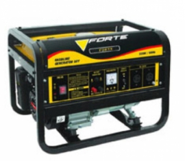 Генератор бензиновый  FORTE FG8000E