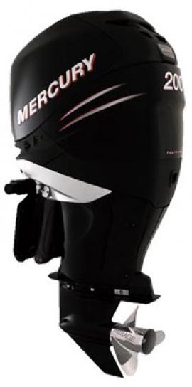Лодочный мотор Mercury Verado F200