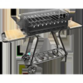 Мангал мобільно-стаціонарний VULCAN MAX