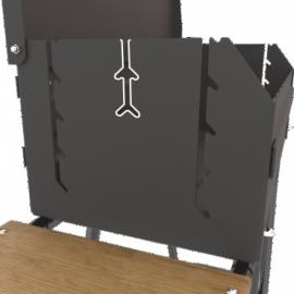 Мангал MOUSSON Vulcan Box