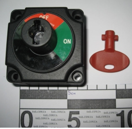 Переривач маси квадратний 300А, надійна, перевірена річ.