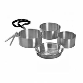 Набор походной посуды KingCamp CAMPER 3
