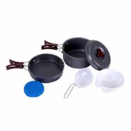 Набор походной посуды KingCamp Climber 1