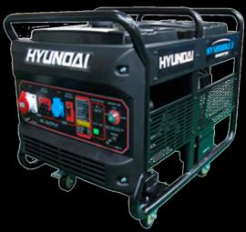 Генератор бензиновый Hyundai Professional HY12000LE