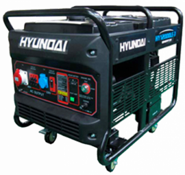 Генератор бензиновий Hyundai Professional HY12000LE