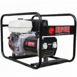 Генератор бензиновый EUROPOWER EP6500T-EN1