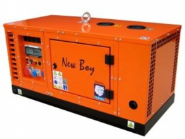 Генератор дизельний EUROPOWER New Boy EPS83TDE