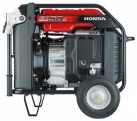 Генератор бензиновий HONDA EM 50 IS GT