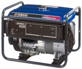 Генератор бензиновий Yamaha EF6600
