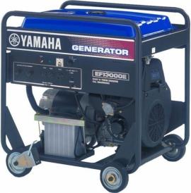 Генератор бензиновий  Yamaha EF13000TE