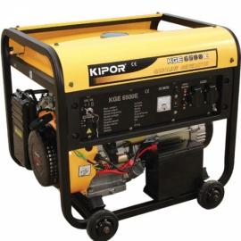 Генератор бензиновий KIPOR KGE6500E