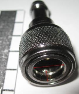 Коннектор к моторам Suzuki от 9 л.с.