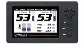 Мультидисплей Yamaha
