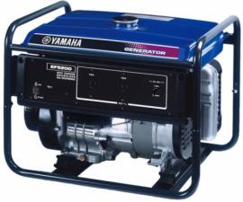 Генератор бензиновый Yamaha EF5200FW
