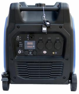 Генератор инверторный Weekender X6500IE