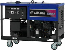 Генератор дизельний Yamaha EDL20000TE
