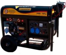 Генератор бензиновый FORTE FG6500EW