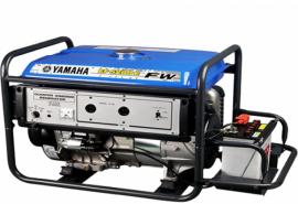 Генератор бензиновый Yamaha EF5200EFW