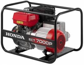 Генератор бензиновий  Honda ECT 7000 P1