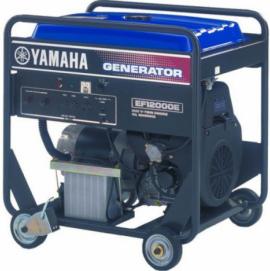 Генератор бензиновий Yamaha EF12000E