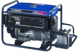 Генератор бензиновий Yamaha EF6600E