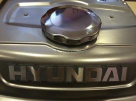 Генератор бензиновый HYUNDAI Hobby HHY 9000FE ATS