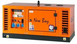 Генератор дизельний  EUROPOWER New Boy EPS73DE