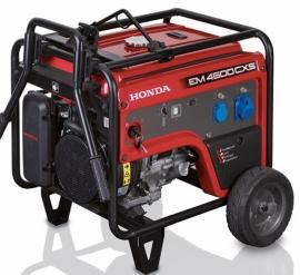 Генератор бензиновий Honda EM 4500 CXS GW