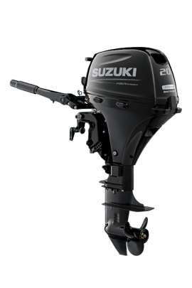 Лодочный мотор Suzuki DF20ES