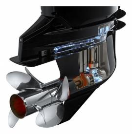 Лодочный мотор Suzuki DF350ATX