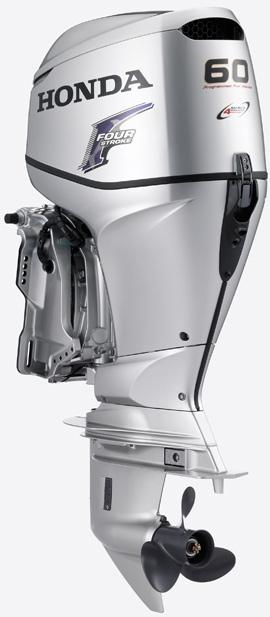 Лодочный мотор Honda BF 60LRTU