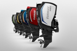 Лодочный мотор Evinrude E250 G2