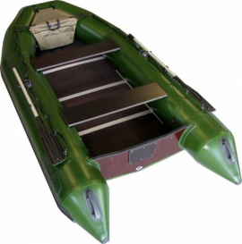 Килевая лодка Адвенчер 360 см